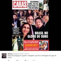 Memes da revista Caras: capa mal feita vira piada na redes sociais. Veja as reações mais engraçadas!