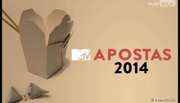 """""""MTV Apostas 2014"""" indica Anitta, Luan Santana e NX Zero em suas categorias"""