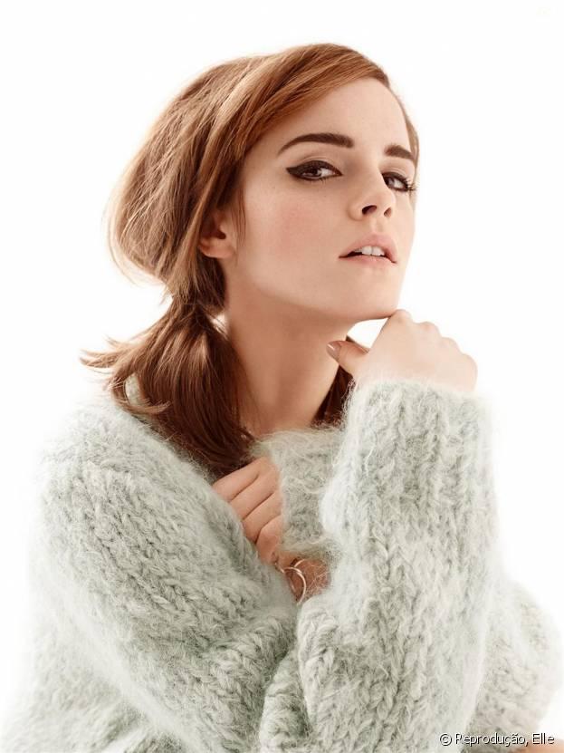 """Emma Watson interpreta a protagonista de """"A Bela e a Fera"""""""
