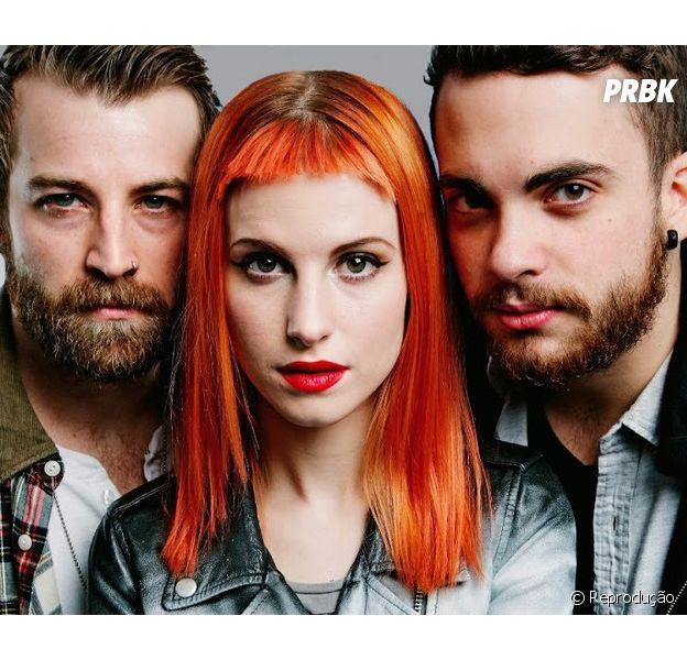 Paramore anuncia novo CD e fãs piram