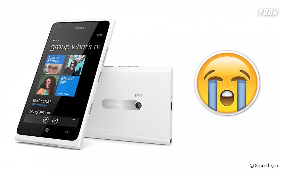 A situação não anda nada boa para o Windows Phone, da Microsoft