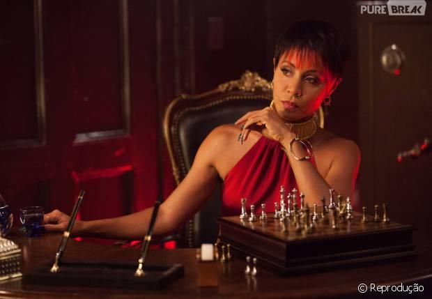 "Em ""Gotham"",  Fish Mooney ( Jada Pinkett Smith) pode retornar ainda na segunda temporada!"