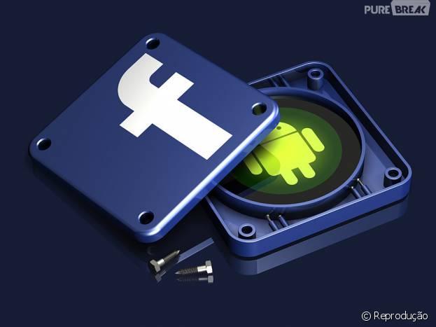 Facebook e Android podem ser uma combinação perigosa para o seu celular!