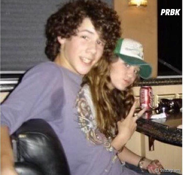 Miley Cyrus e Nick Jonas, da Disney, já namoraram