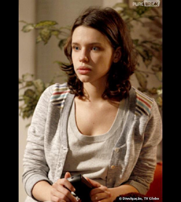 """Bruna Linzmeyer comenta cena marcante da autista Linda na ovela """"Amor à Vida"""": """"Um momento muito arrebatador"""""""