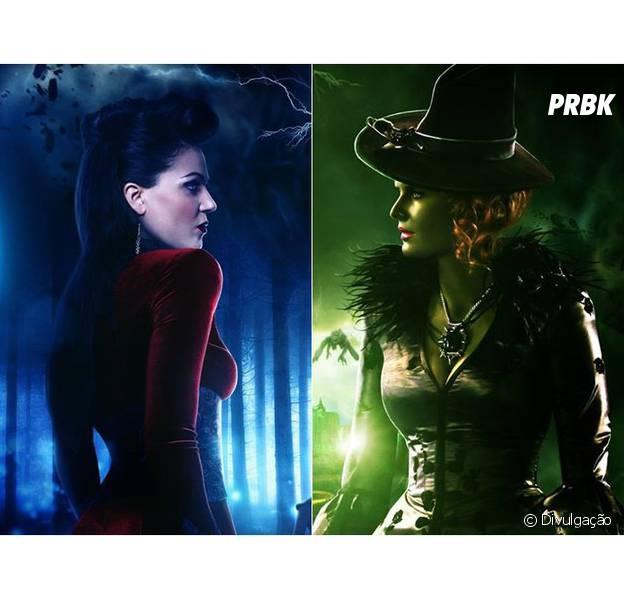 """Em """"Once Upon a Time"""", Rainha Má e Zelena ganham versão mais jovem!"""