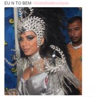 Anitta na Mocidade: musa da escola de samba faz sucesso na avenida e nas redes sociais!