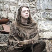 """Em """"Game of Thrones"""": na 6ª temporada, Arya (Maisie Williams), Sansa e novas fotos do retorno!"""