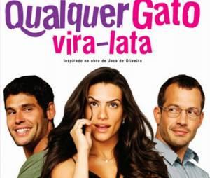 """""""Qualquer Gato Vira-Lata"""" acha esse filme incrível!"""