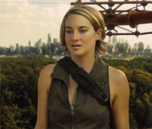 """Tris (Shailene Woodley) está em apuros no novo trailer de """"A Série Divergente: Convergente""""!"""