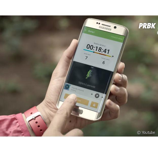 Samsung Galaxy S7 promete ser um verdadeiro personal trainer na sua vida!