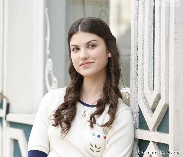 """Giovanna Grigio, de """"Êta Mundo Bom"""", é conhecida por estrelar """"Chiquititas"""", no SBT"""