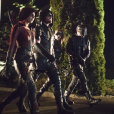 """Em """"Arrow"""", Oliver e sua equipe tentam resgatar o pequeno William"""