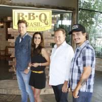 """No """"BBQ Brasil - Churrasco na Brasa"""": programa recebe jurado especial! Confira próximos desafios"""