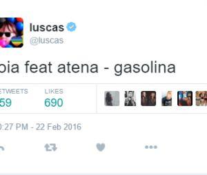 """Em """"A Regra do Jogo"""", Atena (Giovanna Antonelli) e Tóia (Vanessa Giácomo) causam incêndio e viram piada nas redes sociais com referência de música"""
