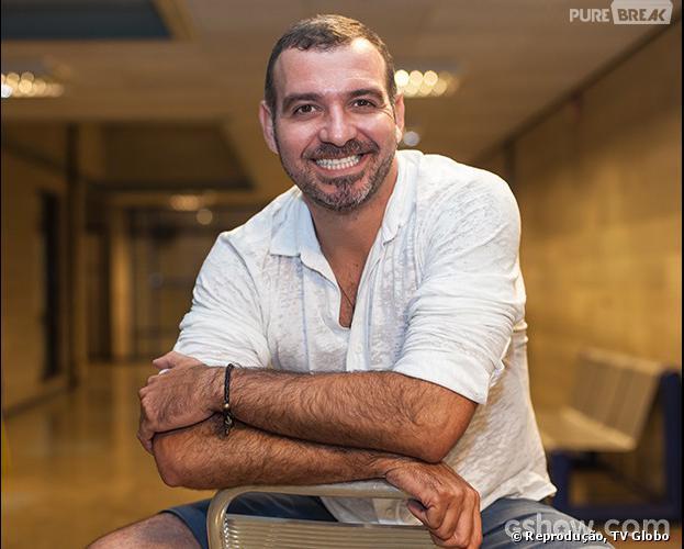 """Valter é o sexto eliminado do """"BBB14"""", com 50 % dos votos o paulistano deixou o reality show na noite desta terça-feira, 28 de janeiro de 2014"""