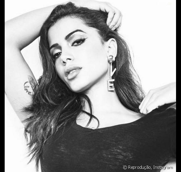 Anitta vai lançar música em inglês produzida por Da One