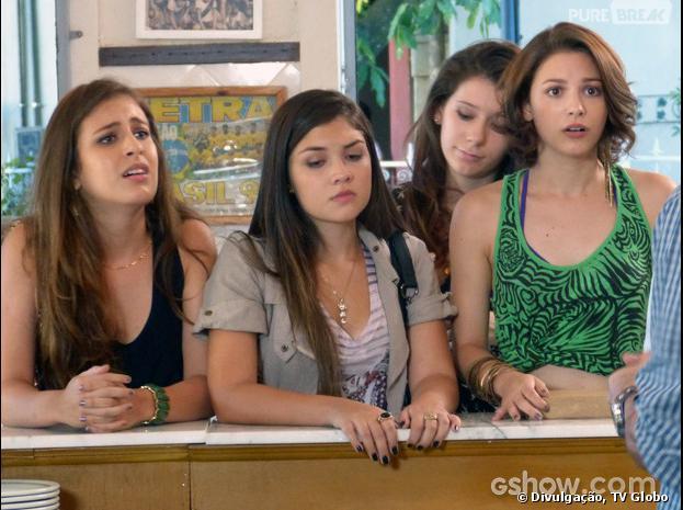 """Em """"Malhação"""", Micaela (Laís Pinho) decidirá continuar com a 'Mika e as Miquetes'!"""