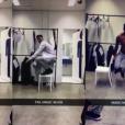 """Lucas Lucco, de """"Malhação"""", foi quem registrou o momento em seu Snapchat"""