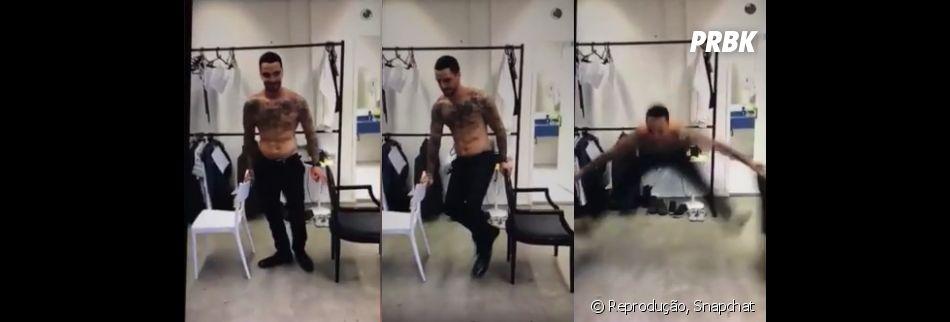 """Felipe Titto, de """"Malhação"""", compartilhou uma foto no Instagram"""
