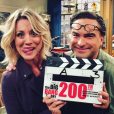 """Recentemente, """"The Big Bang Theory"""" comemorou a chegada do episódio 200"""
