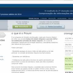 ProUni 2014: Sai 2ª chamada de aprovados no programa do MEC