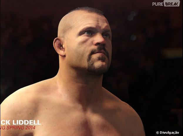 "A lenda Chuck Liddel estará em ""EA Sports UFC"""