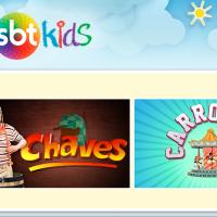"""Com """"Cúmplices de Um Resgate"""", """"Carrossel"""" e """"Chaves"""", SBT lança site de conteúdo teen, o SBT Kids!"""