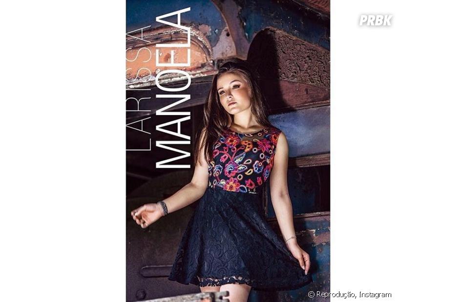 18278d4c713e6 Larissa Manoela já tem até mesmo sua própria linha de roupas ...