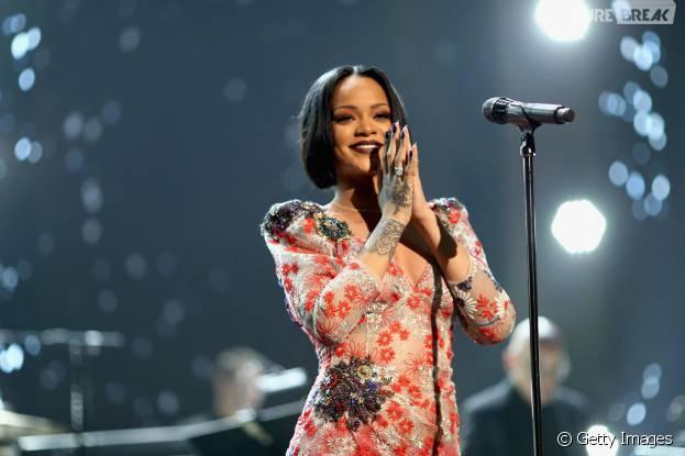 """Produtor diz que Rihanna vem ao Brasil em setembro com sua """"ANTI World Tour"""""""