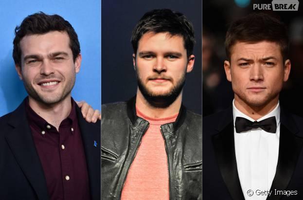 """Alden Ehrenreich (""""Dezesseis Luas""""), Jack Reynor (""""Transformers: Era da Extinção"""") e Taron Egerton (""""Kingsman: Serviço Secreto"""") disputam o papel de Han Solo em spin-off de """"Star Wars"""""""