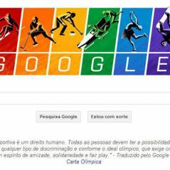 Google apoia causa gay ao celebrar Jogos de Inverno na Rússia