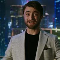"""De """"Truque de Mestre 2"""": Daniel Radcliffe, de """"Harry Potter"""", aparece em novo trailer divulgado!"""
