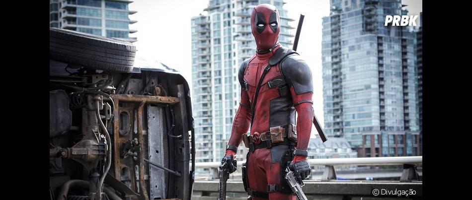 """""""Deadpool"""" continua no TOP5 dos filmes mais assistidos nos Estados Unidos"""