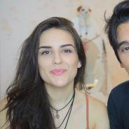 """Kéfera Buchmann, do canal """"5inco Minutos"""", e Gusta Stockler fazem vídeo juntos sobre namoro!"""