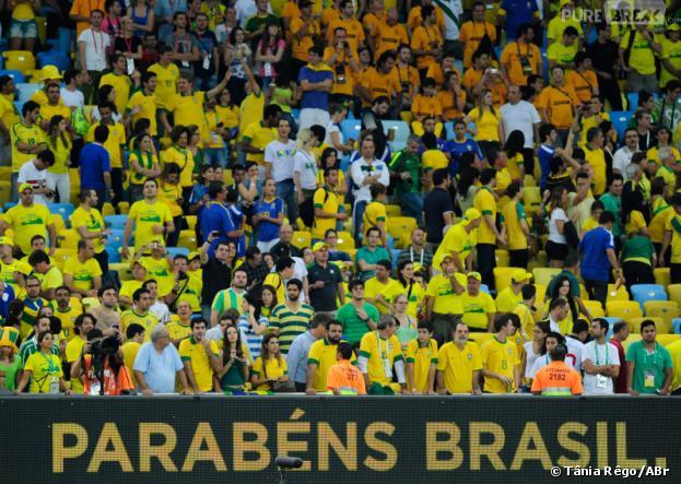 Para a Copa do Mundo 2014, fase de reserva para ingressos já conta com 70% de pedidos confirmados