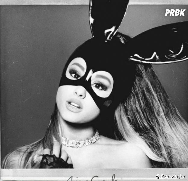 """O álbum """"Dangerous Woman"""", terceiro CD de estúdio de Ariana Grande, será lançado no dia 20 de maio"""
