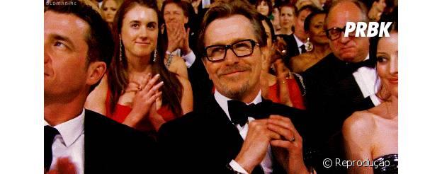 """Gary Oldman abençoa """"Gotham""""!"""