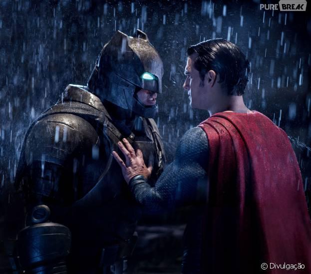 """""""Batman Vs Superman: A Origem da Justiça"""" não foi bem recebido pela crítica"""