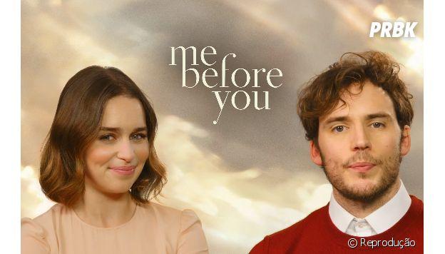 """Novo trailer estendido de """"Como Eu Era Antes de Você"""""""