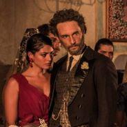 """Novela """"Velho Chico"""": Afrânio (Rodrigo Santoro) e Iolanda vão morar juntos e causam revolta!"""