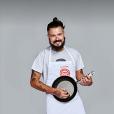 """Do """"MasterChef Brasil"""":Aluísio Nahime é do interior de São Paulo e tem32 anos"""