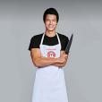 """Do """"MasterChef Brasil"""":Leonardo Young é empresário, nascido e morador de São Paulo e tem 30 anos de idade"""