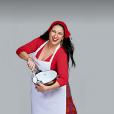 """Do """"MasterChef Brasil"""":Vanesa Vagnotti tem 46 anos, é professora de dança do ventre e mora no Balneário Piçarras, em Santa Catarina"""