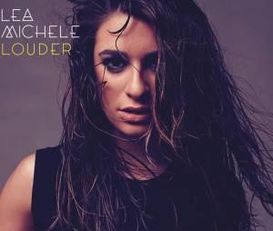 """O primeiro álbum de Lea Michele, intitulado """"Louder"""", foi lançado em 2014"""