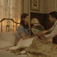 """Novela """"Êta Mundo Bom!"""": Osório (Arthur Aguiar) revela a Gerusa que tem cura para doença da jovem!"""