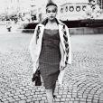 Gigi Hadid é fotografada pela revista Vogue