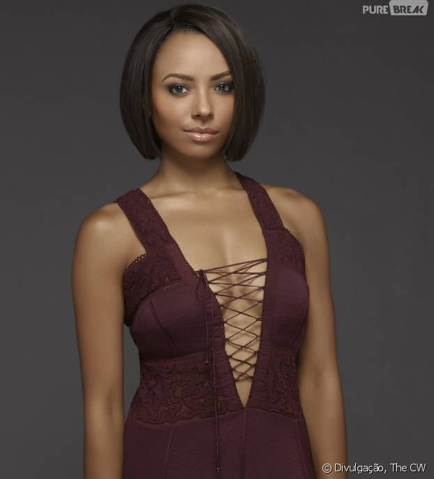 "Em ""The Vampire Diaries"", oitava temporada será a última de Bonnie (Kat Graham)"