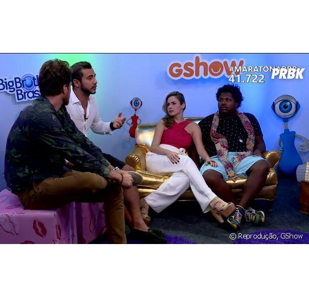 """Do """"BBB16"""", Ana Paula reclama de Renan e Daniel, chama Adélia de falsa e muito mais!"""