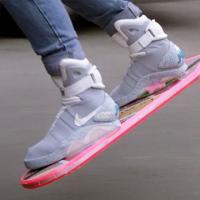 """Nike promete tênis do filme """"De volta para o futuro 2"""" para 2015"""